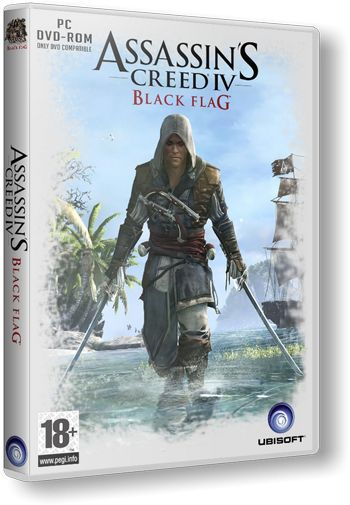 Assassin's Creed IV: Black Flag [v 1.07] (2013) PC | RiP от xatab