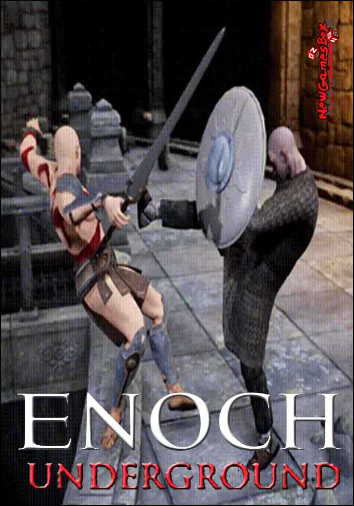 Enoch: Underground (2018) PC | RePack by xatab