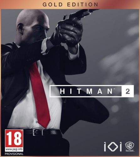 Hitman 2 - Gold Edition (v.2.70.1) (2018) PC | RePack от xatab