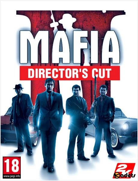 Mafia II: Director's Cut [v 1.0.0.1 | Update 5A + DLCs+Old Time Reality Mod] (2011) PC | RePack