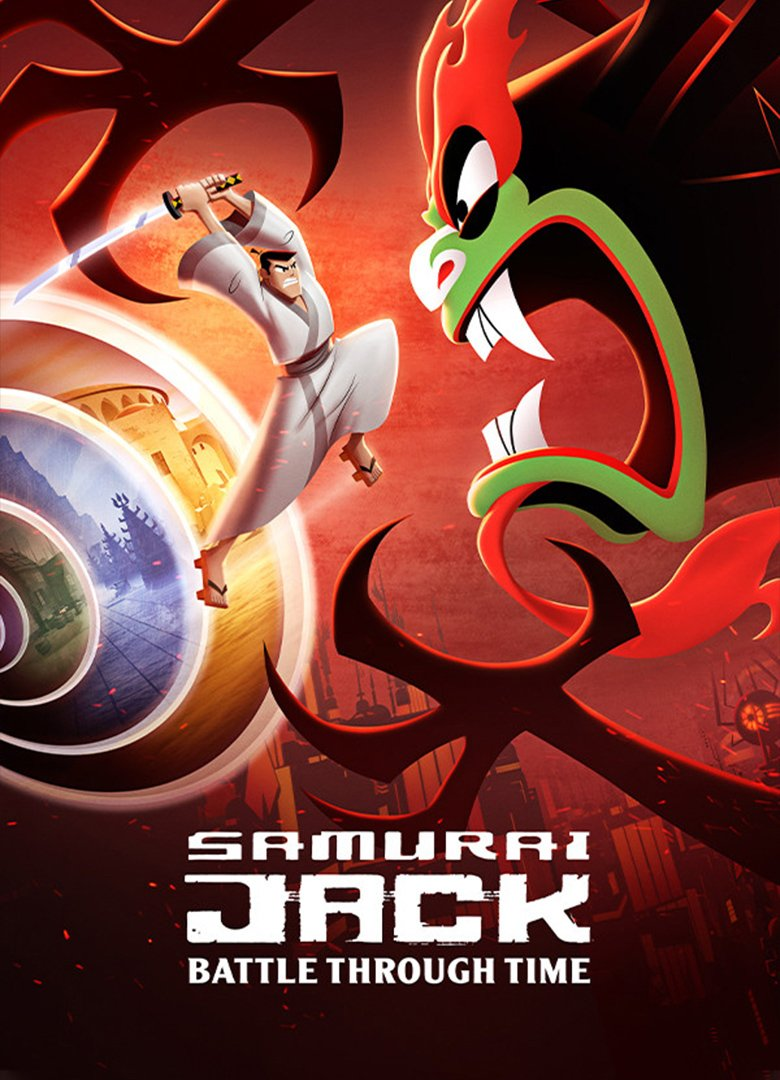 Samurai Jack: Battle Through Time [HOODLUM] (2020) PC | Лицензия