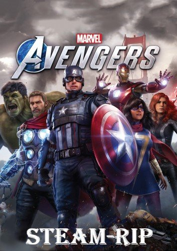 Marvel's Avengers - Deluxe Edition [Steam-Rip] (2019) PC | Лицензия