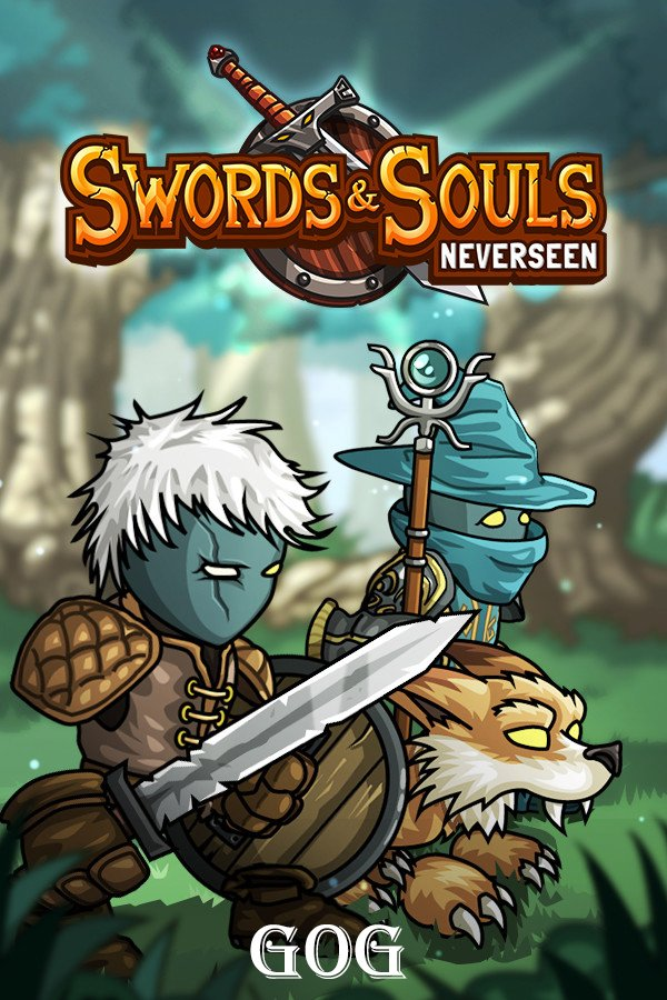 Swords & Souls: Neverseen v.1.15 [GOG] (2019) PC | Лицензия