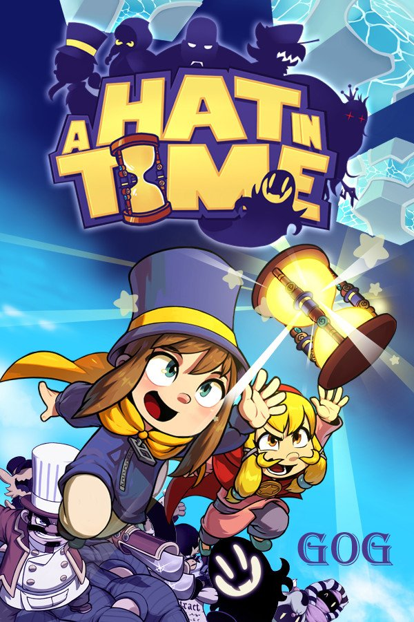 A Hat in Time (2017) PC | Лицензия