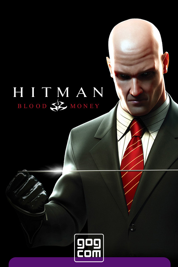 Hitman: Blood Money v.1.2 (27639) [GOG] (2006)